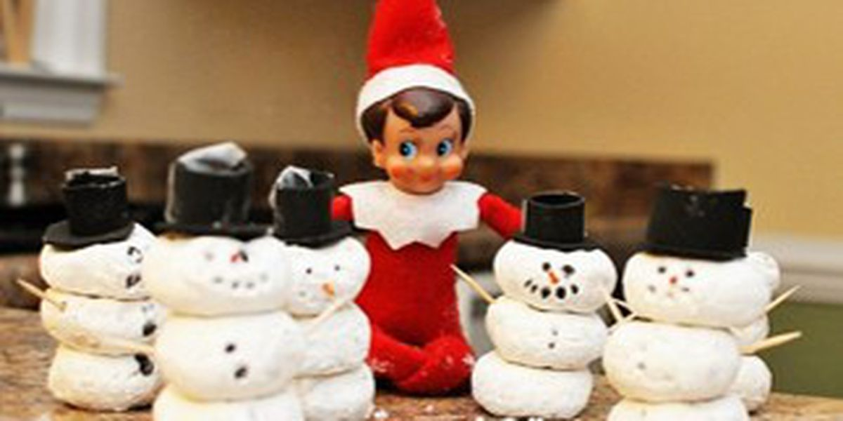 See It, Snap It, Send It! Elfie Contest - Official Promotion Rules
