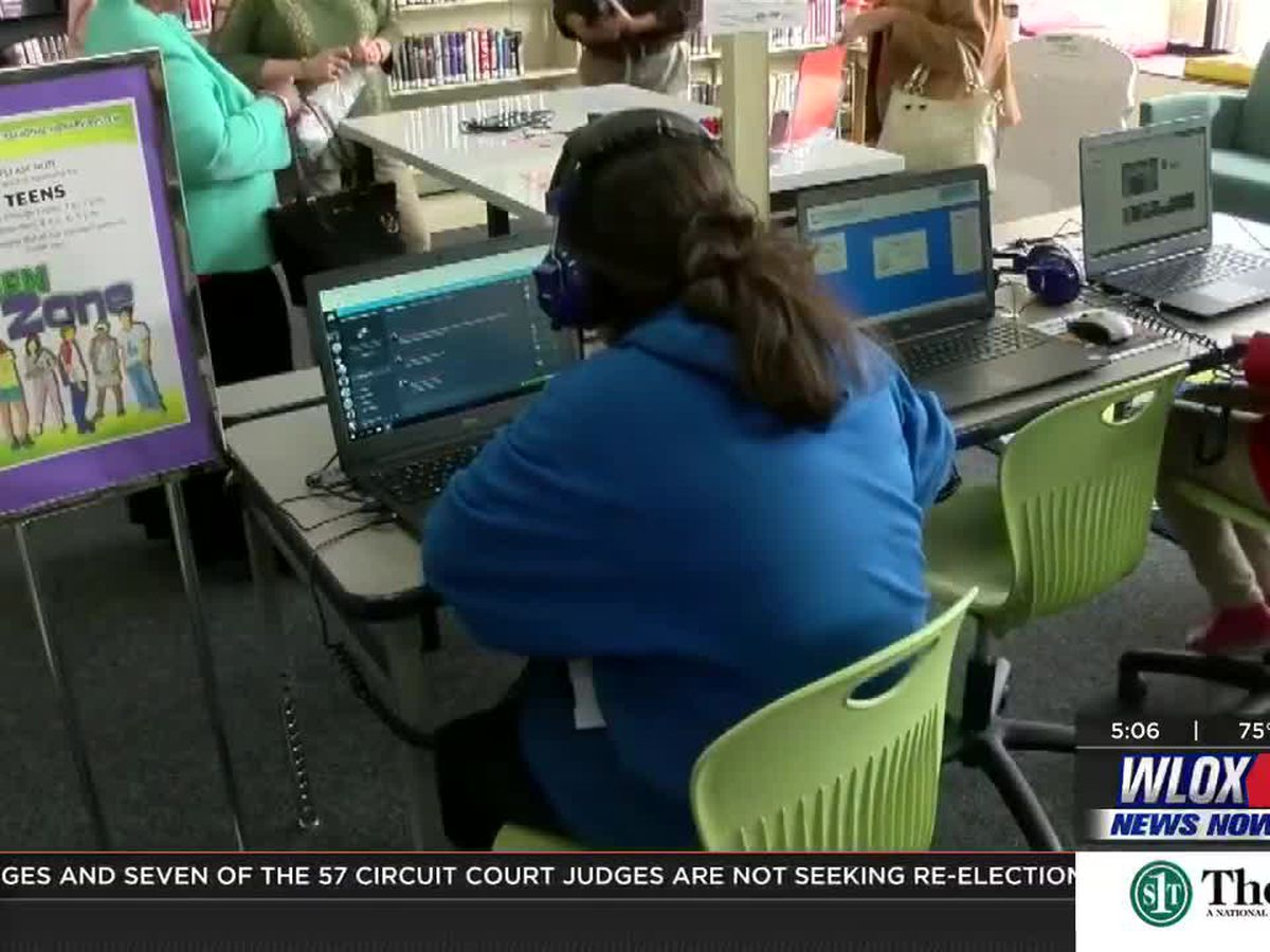 St. Martin Library opens new Teen Zone