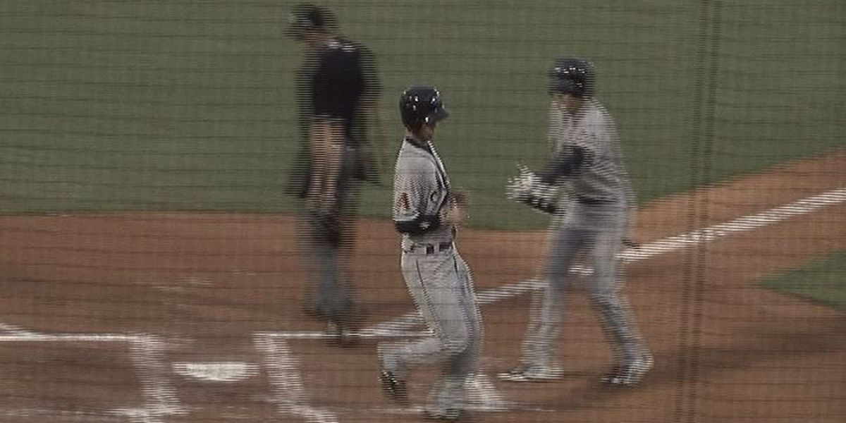 Taylor homers again in Shuckers loss to BayBears