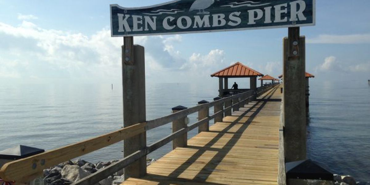 City of Gulfport celebrates Ken Combs Pier reopening