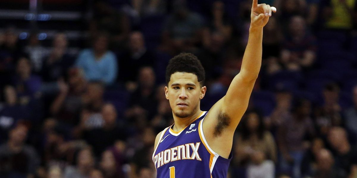 Nike to release Devin Booker 'Made in Moss Point' sneakers