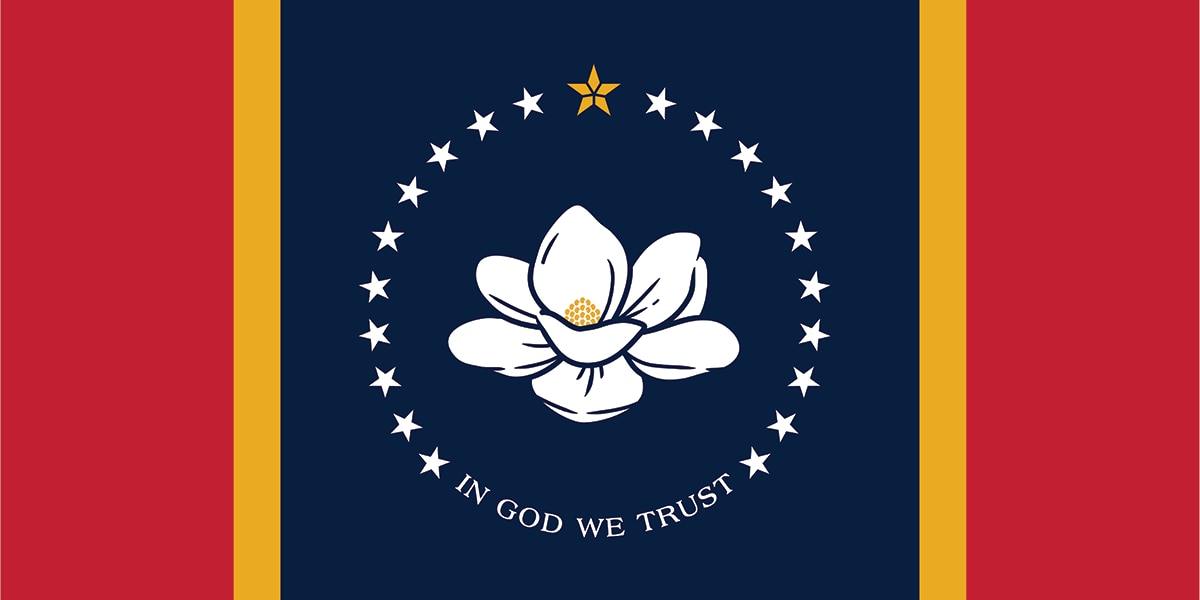 The New Magnolia flag designers share background on concept