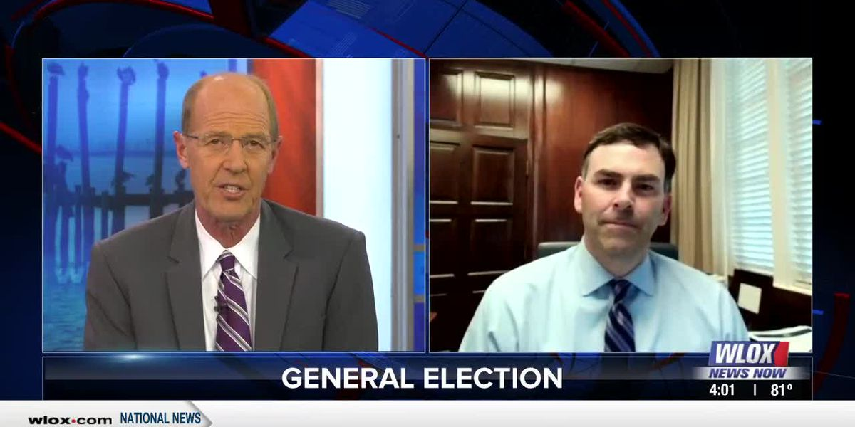 Secretary of State Michael Watson looks ahead to Election Day