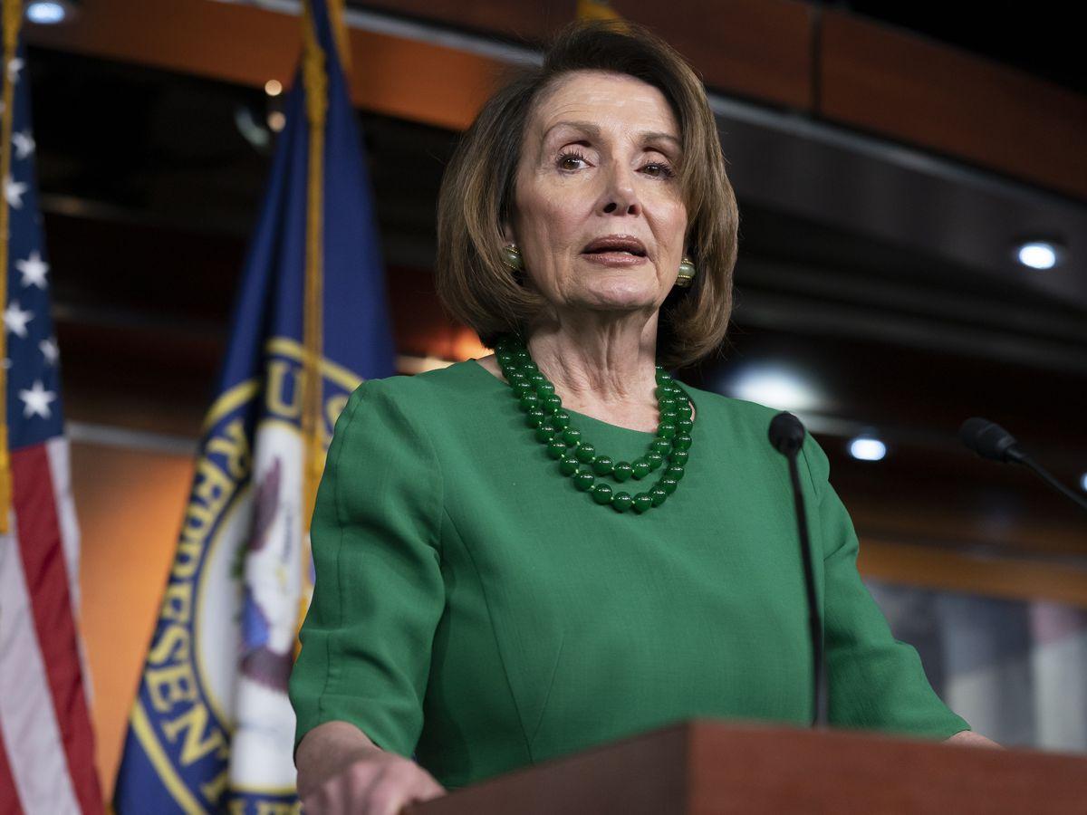 Pelosi officially postpones Trump address