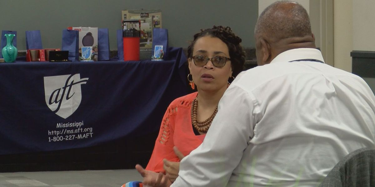 Pay raises lead the conversation at Mississippi teacher union state convention