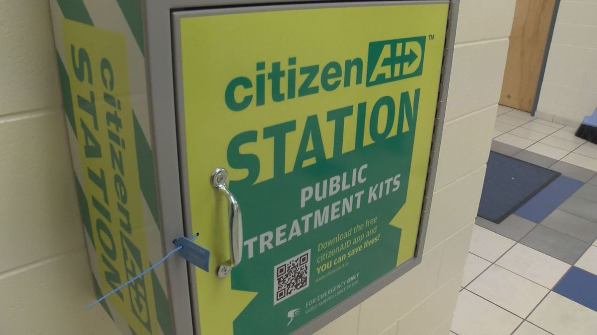 Ocean Springs School District aims to provide immediate treatment for critical injuries