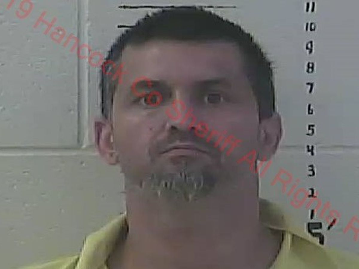 Hancock County man charged with homicide after fatal crash