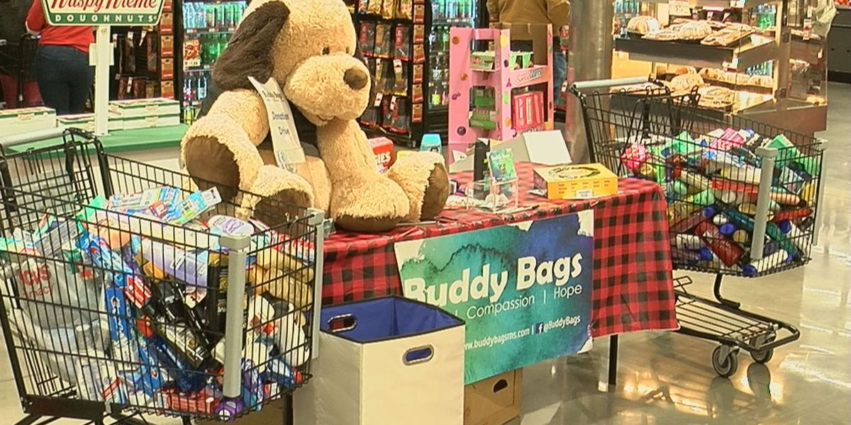 Buddy Bags in need of donations to help Coast children in foster care