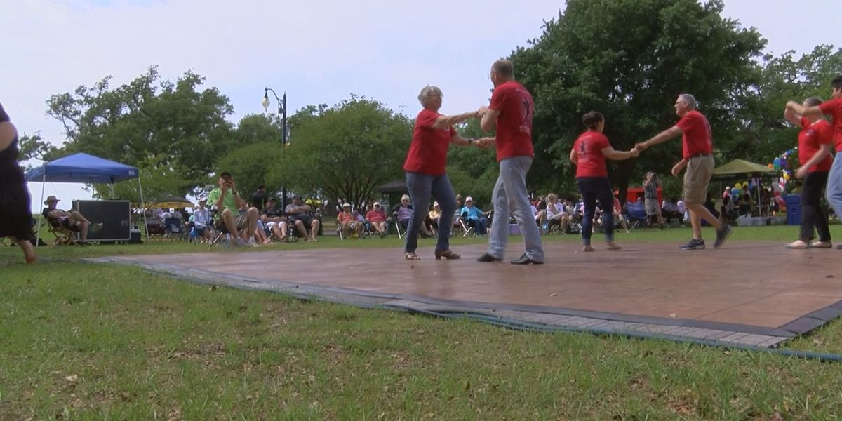 9th Annual Jazz and Blues Fest brings out dance lovers