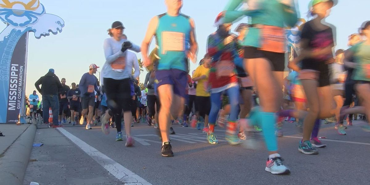 Half marathon brings out runners from across the country