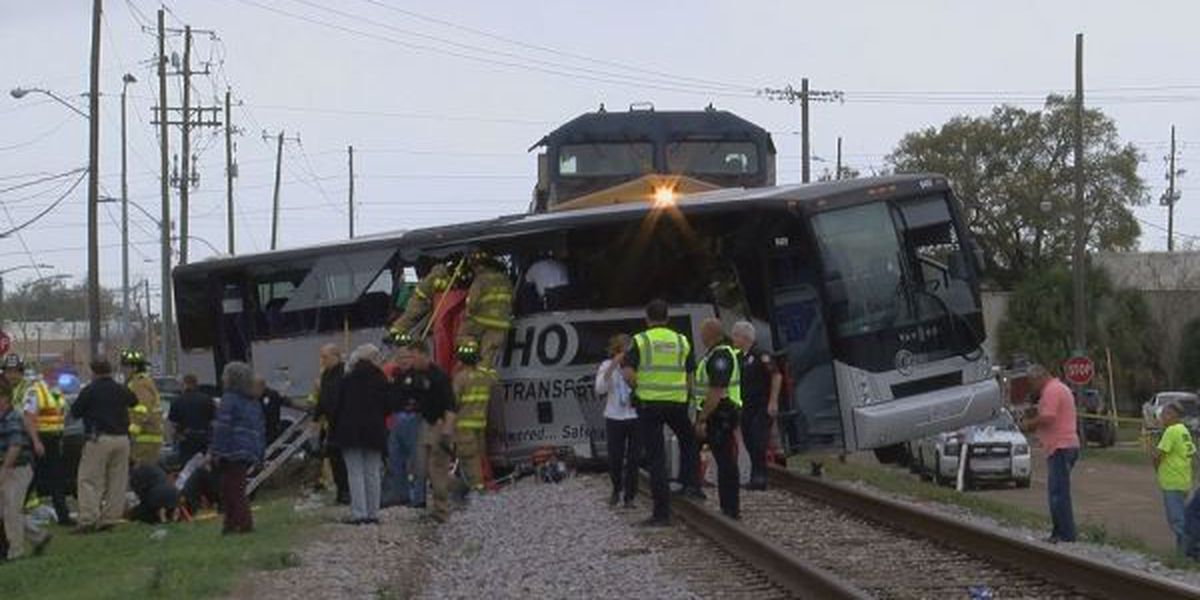 Lessons learned from fatal train bus collision in March