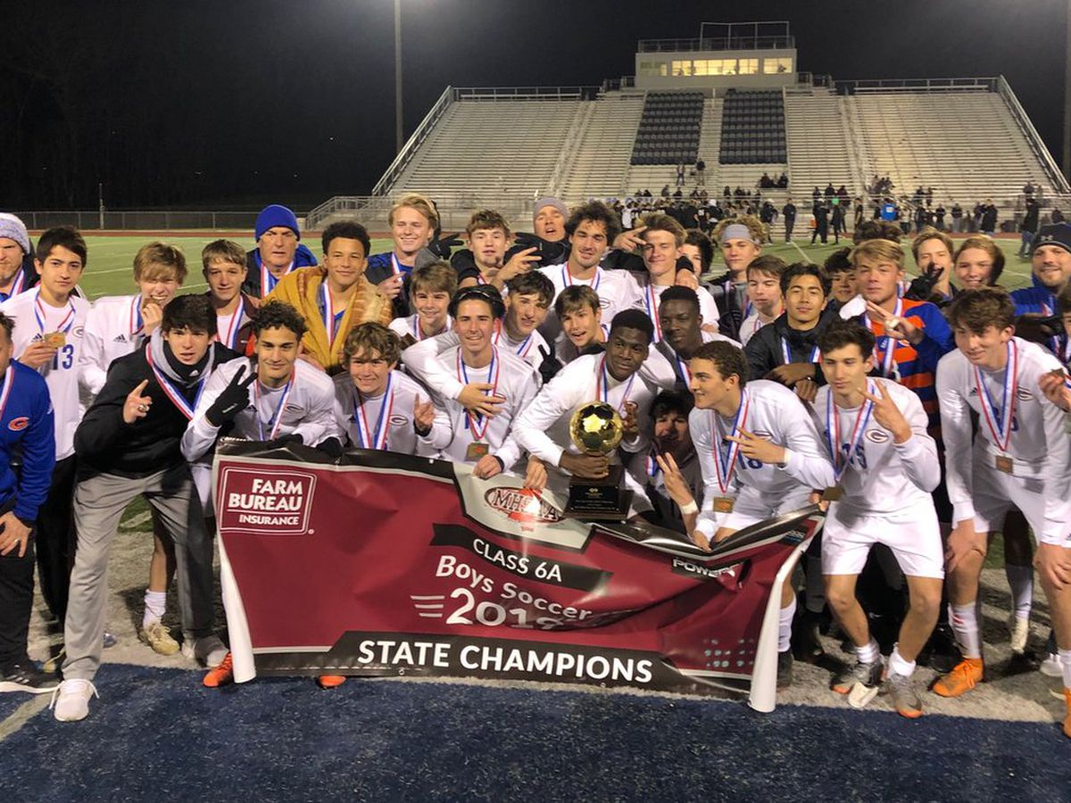 Gulfport boys soccer wins back-to-back 6A state championship