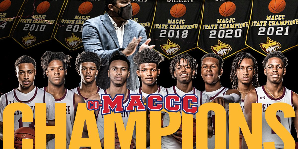 Pearl River men's basketball claims back-to-back MACCC titles