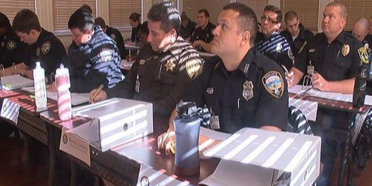 Law enforcement academy full despite hostility toward officers across America