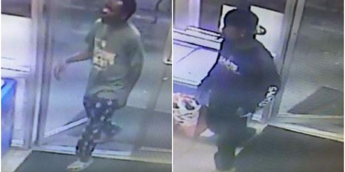 Gulfport police working to identify 'armed and dangerous' robbery suspects
