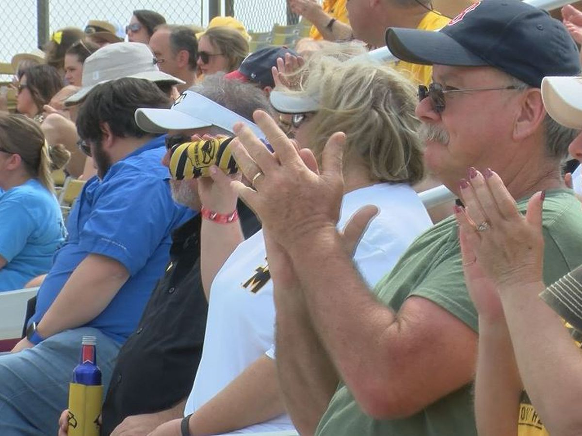 Southern Miss baseball game 'a breath of fresh air' for returning fans