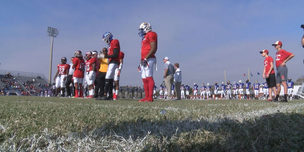 Bernard Blackwell All-Star Game: South rallied in the 4th quarter to beat the North 21-14