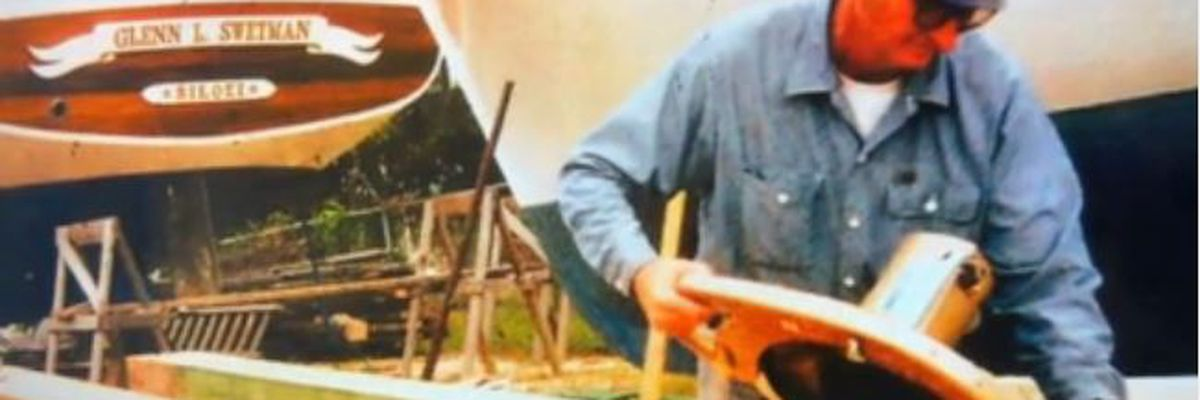 South MS Strong: Bill Holland keeps the art of wooden boat-building alive