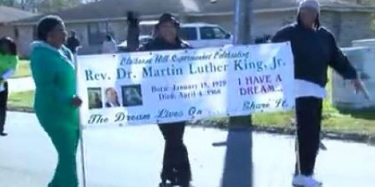 Tribute march, celebration honors Martin Luther King, Jr. in PRC