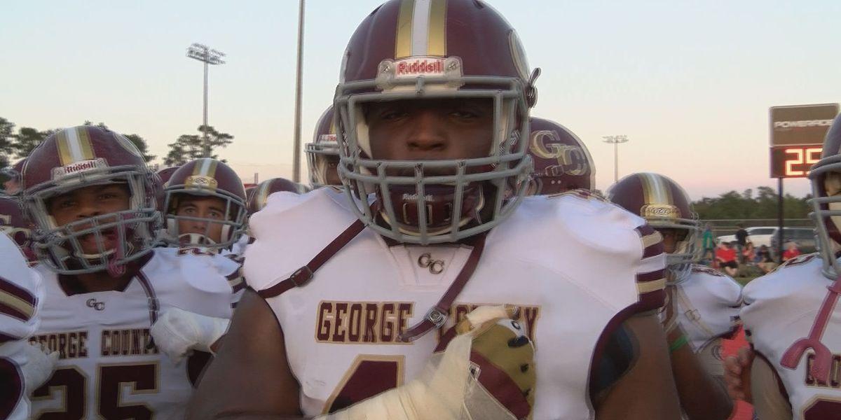 MGCCC High School Lineman of the Week: McKinnley Jackson of George County