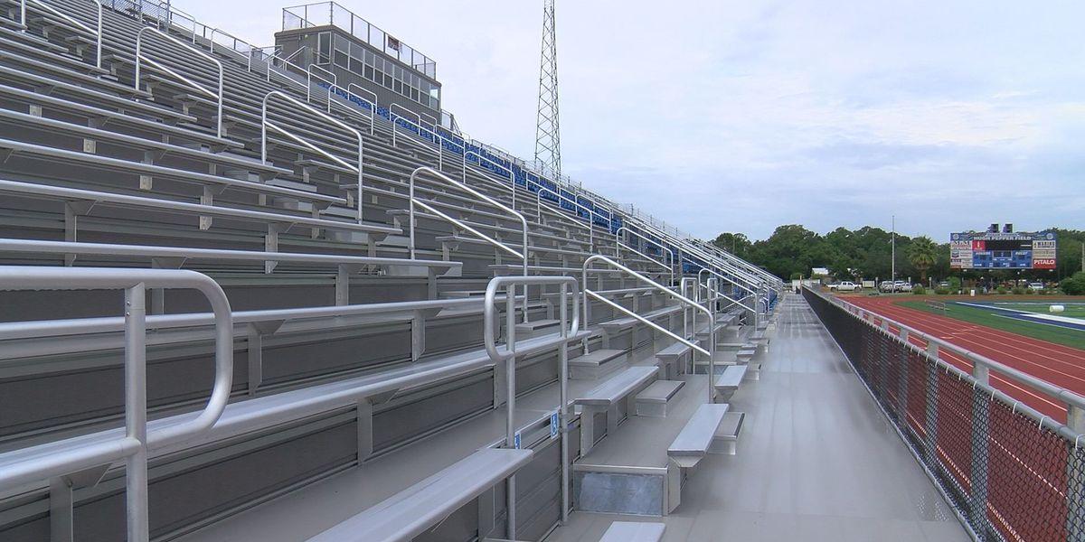 Greyhound Stadium renovations ready for Friday Night Lights