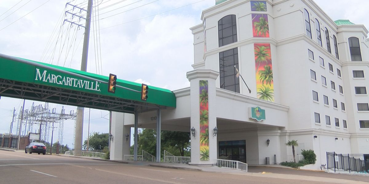 Margaritaville Hotel Vicksburg to close due to slow business related to the pandemic