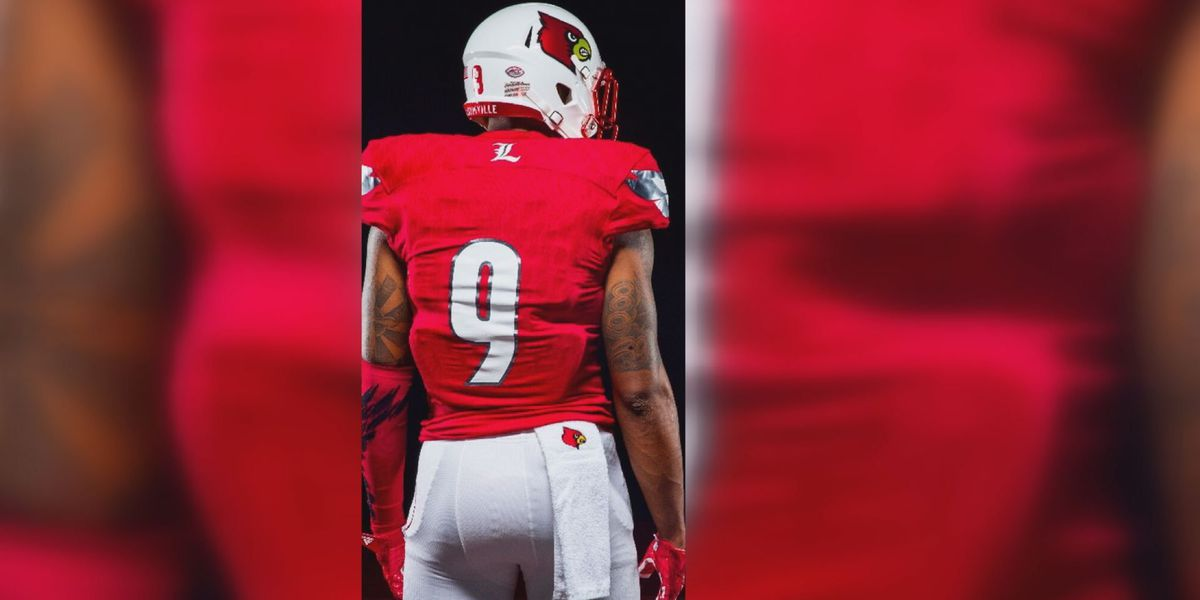 WLOX Press Box: Louisville wide receiver pays tribute to Keith Joseph Jr.