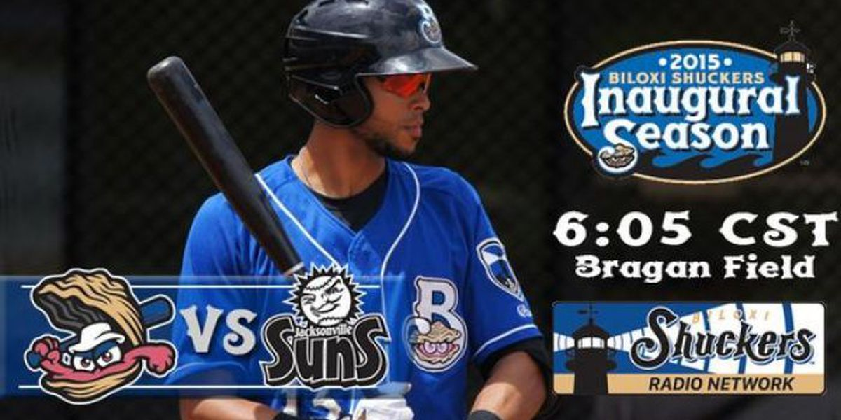 Shuckers play first home game on the road