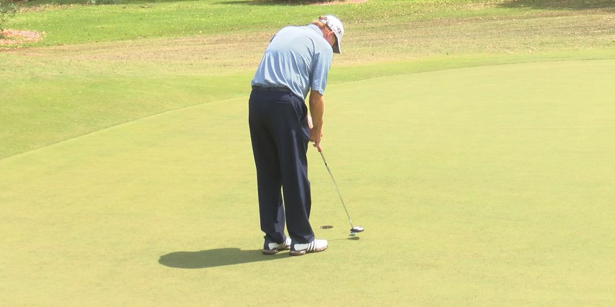 Four golfers qualified on Monday at Diamondhead and will play in the Rapiscan Systems Classic on Friday