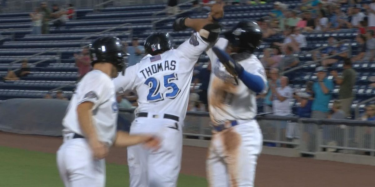 Shuckers take two-game lead over Wahoos with File's Career Performance