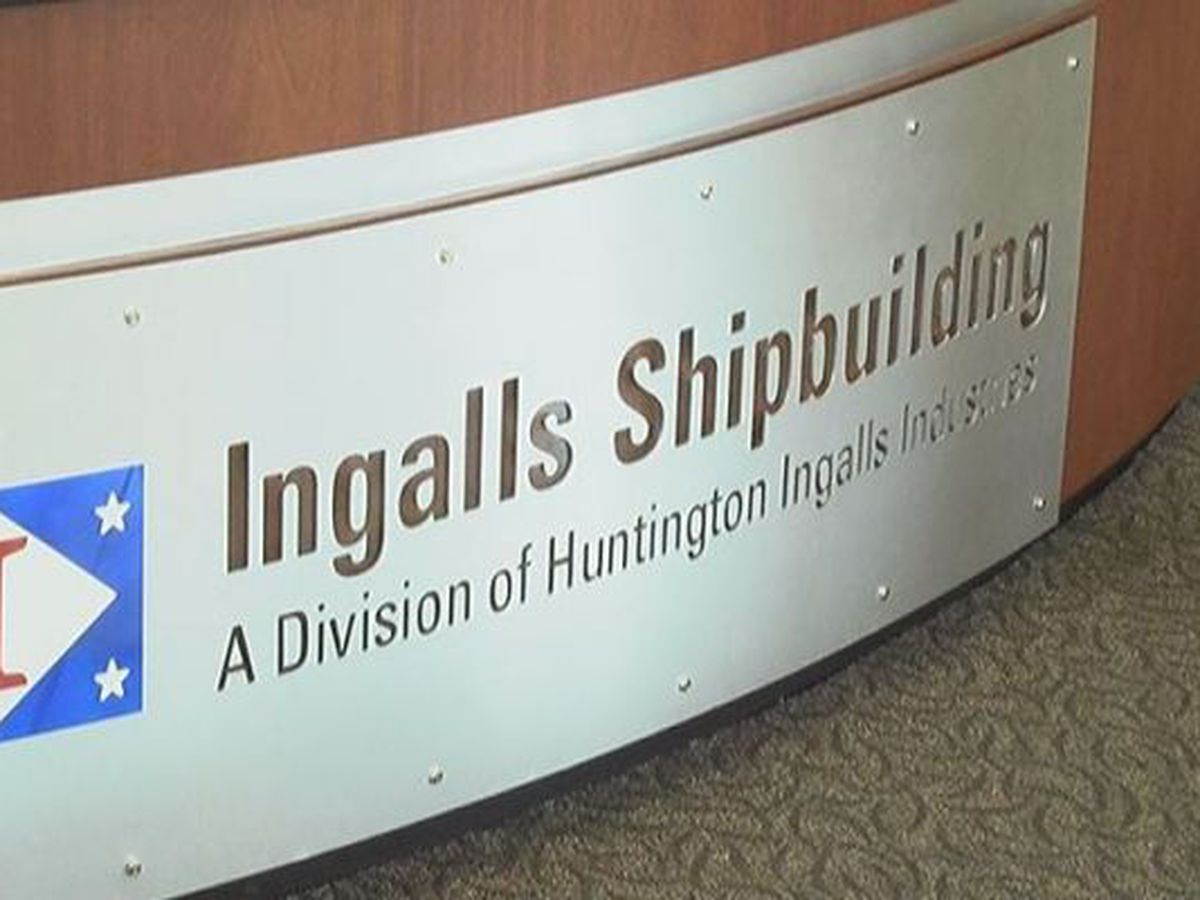 Seven total Ingalls employees test positive for COVID-19