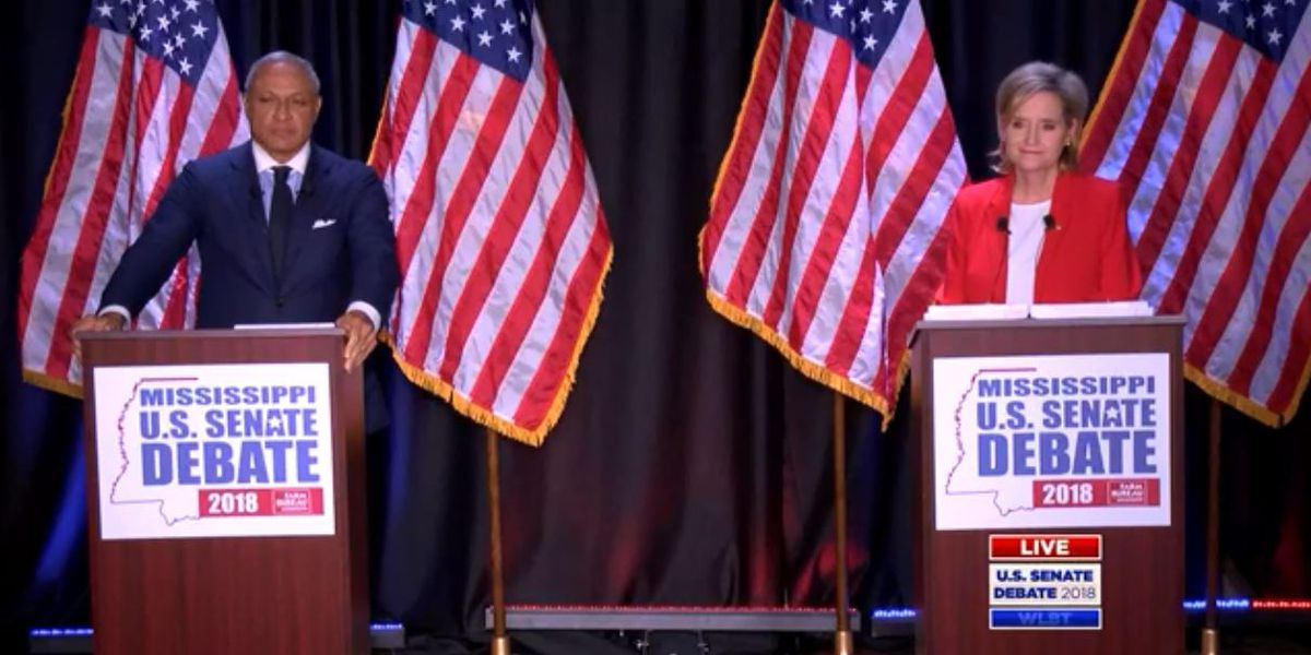 RECAP: Mississippi's Senatorial Debate with Cindy Hyde-Smith and Mike Espy