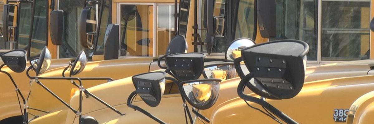 20+ batteries stolen from school buses in Jackson County