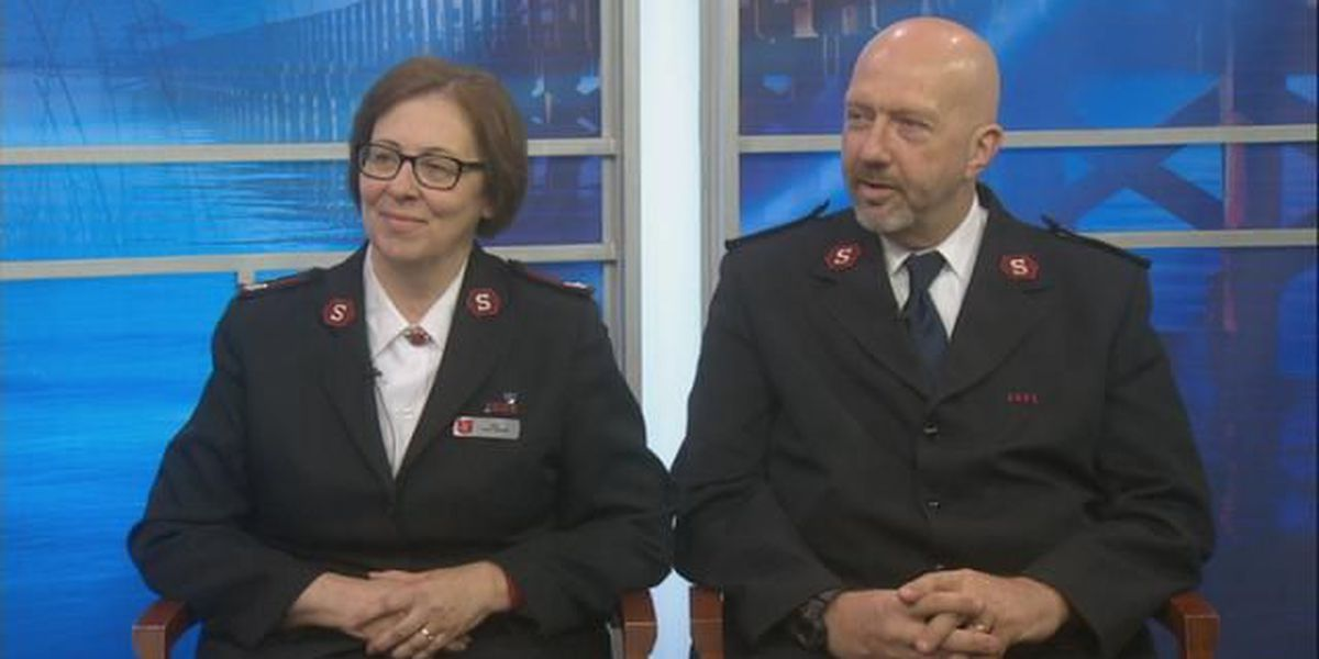 WLOX News This Week: Majors Bradley and Anita Caldwell