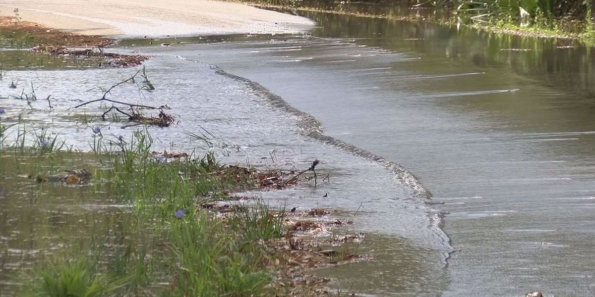 Several roadways closed due to flooding