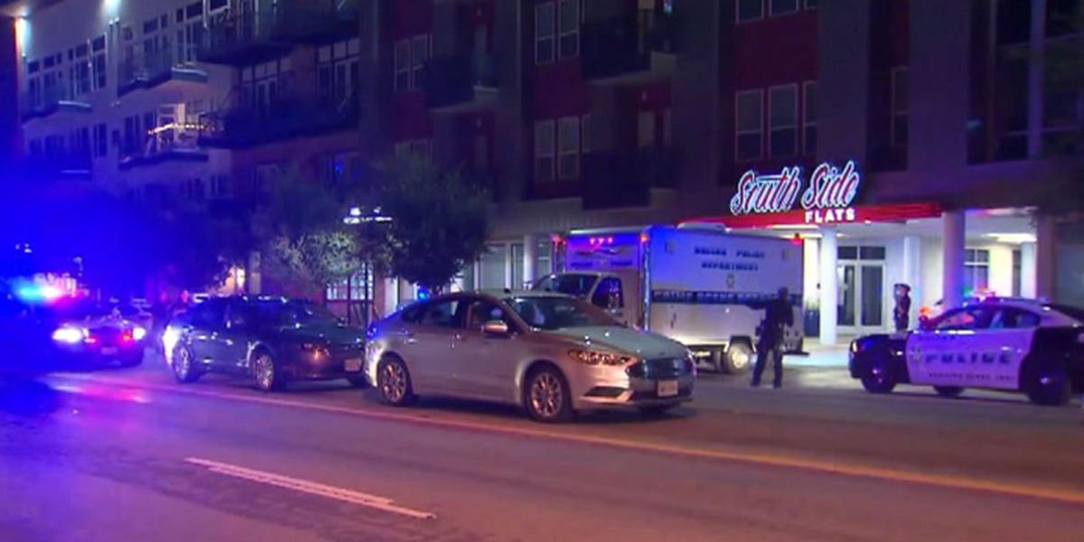 Texas Rangers Investigating Apartment Shooting Involving Dallas Police Officer