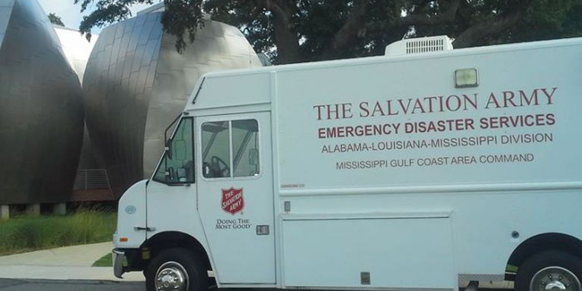 Why the Salvation Army is serving free lunches in Biloxi Friday