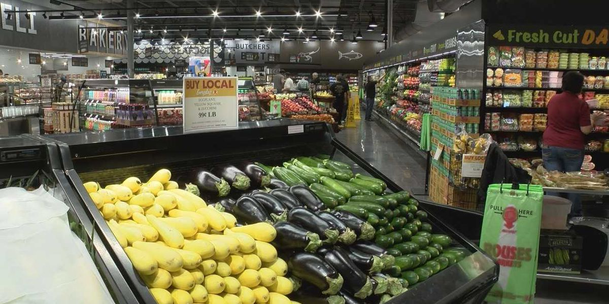 New Gulfport Rouses set to open Wednesday