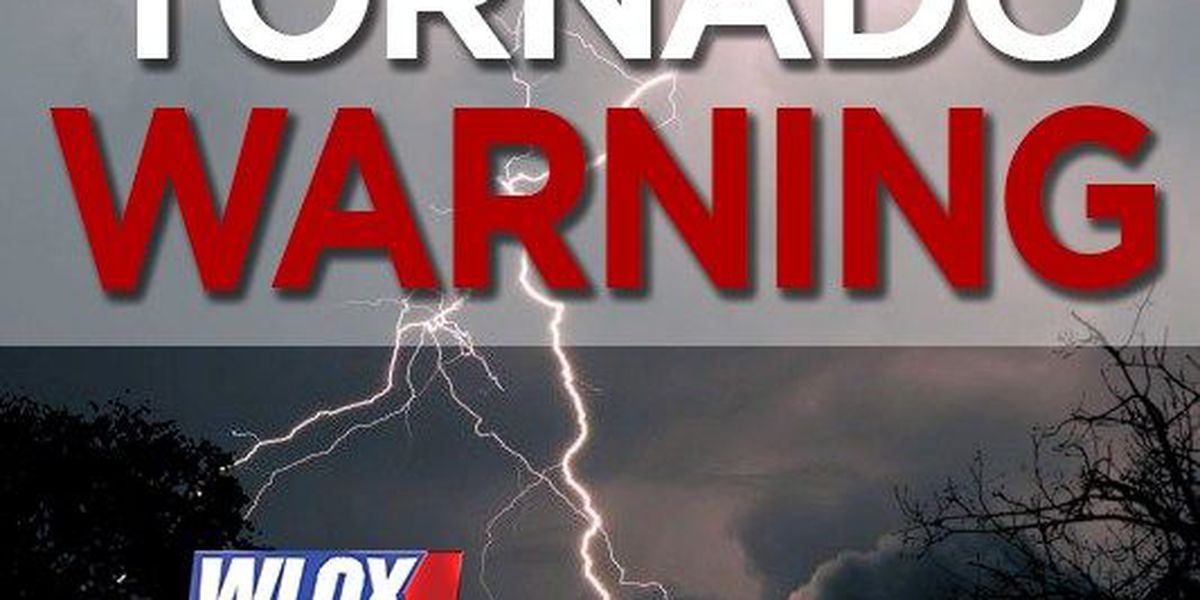 Reports of tornado activity in Jackson County
