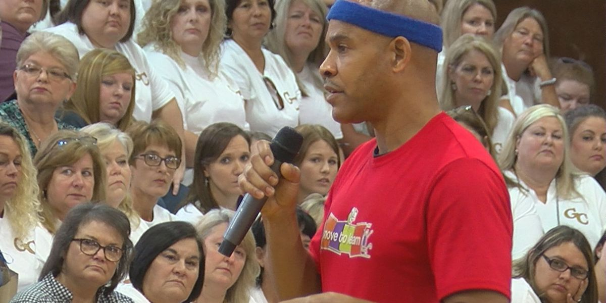 Speakers to George Co. School District teachers: 'What you do matters'