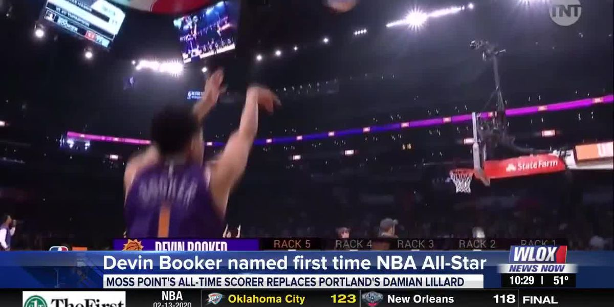 Devin Booker named NBA All-Star for the first time