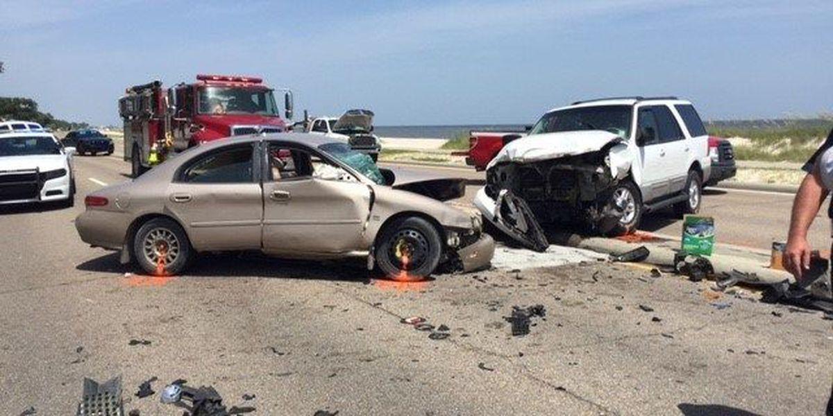 Pass Christian crash on Hwy. 90 under investigation.