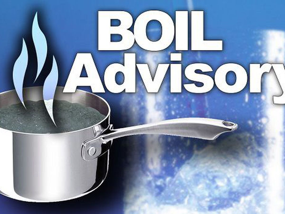 City of Waveland remains under a boil water notice