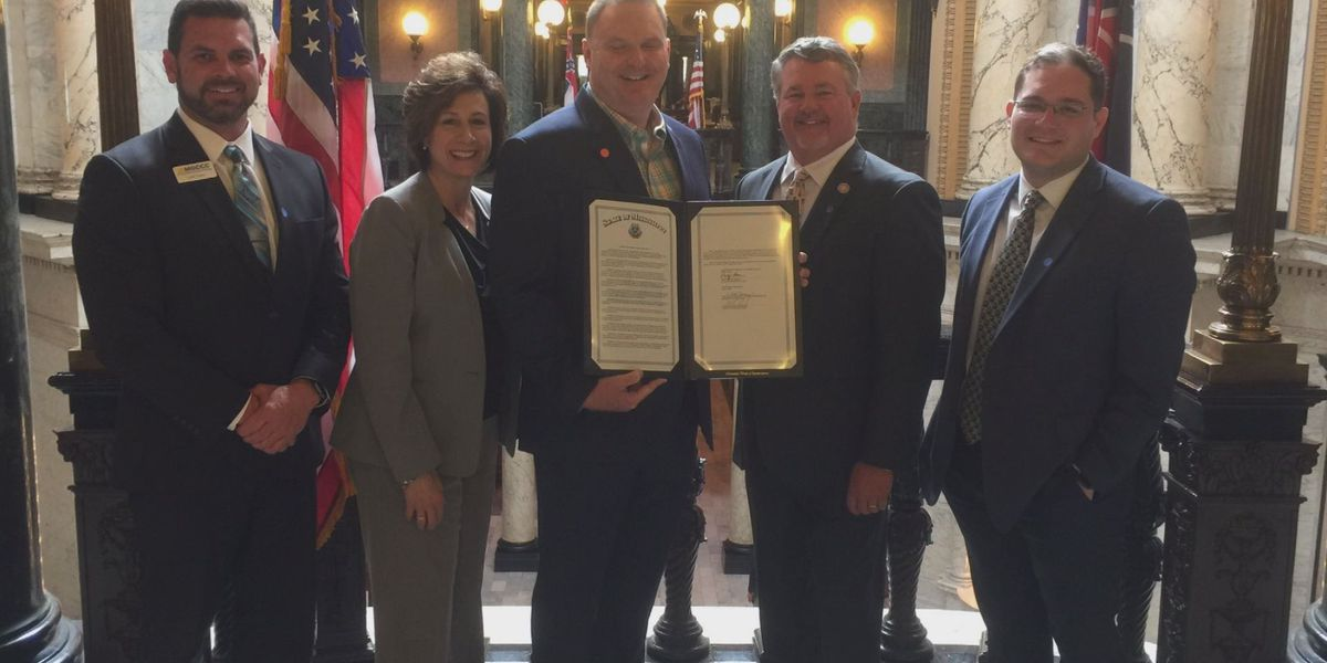 MGCCC Football honored at State Capitol