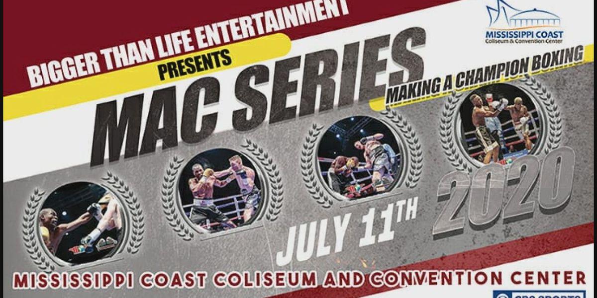 The 'MAC Series' invades the Coast Saturday