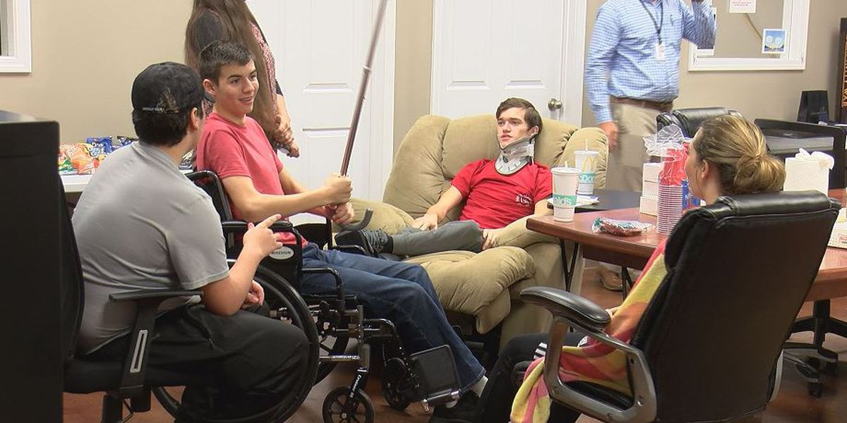 Blood drive for injured George County teen a way to pay it forward