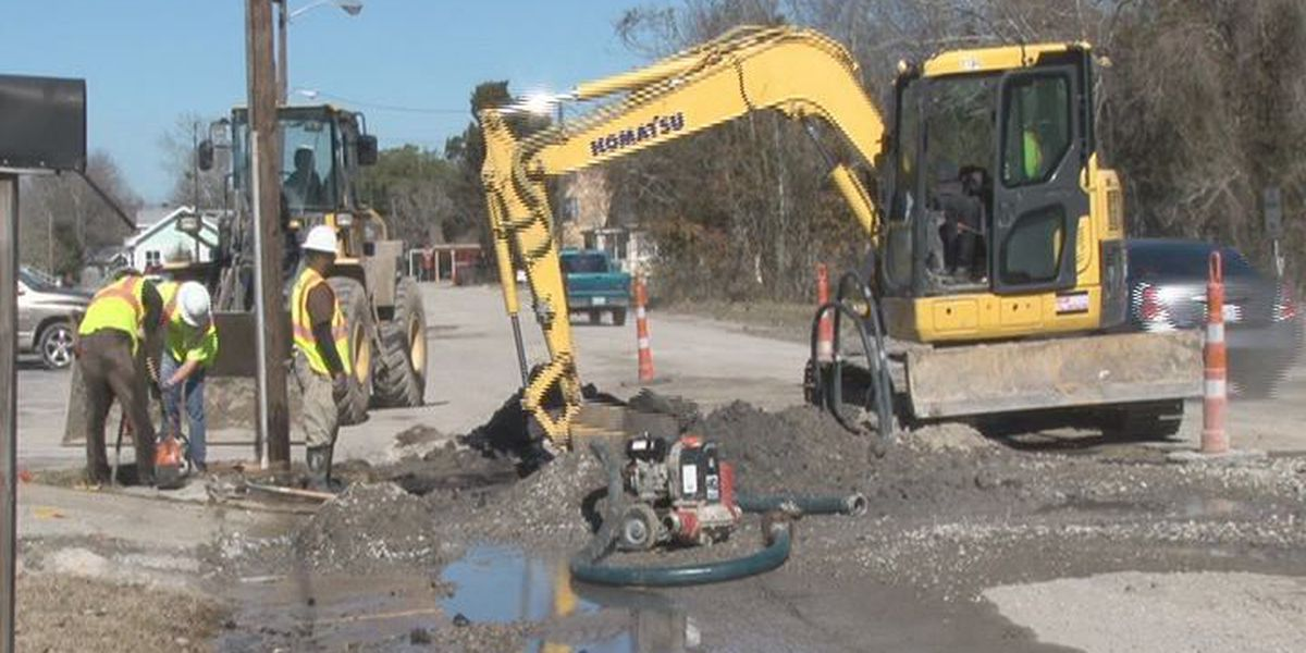 East Biloxi gets infrastructure replacement, work to take three years
