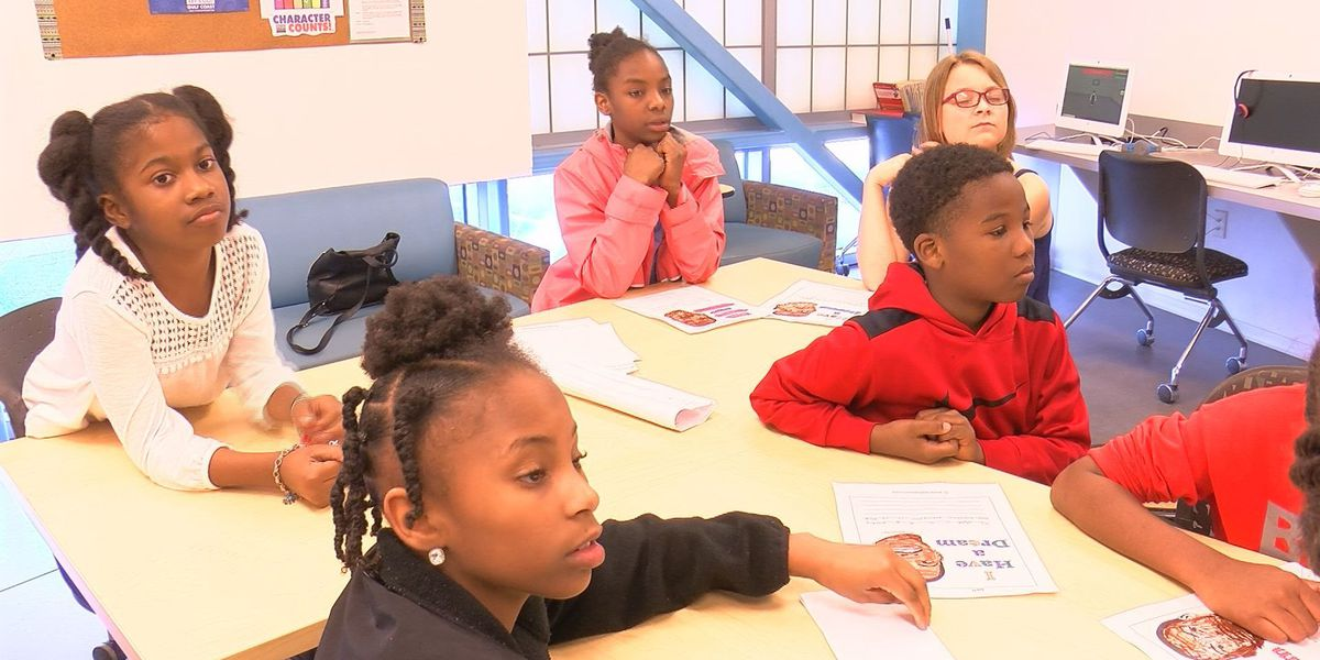 Kids at Gulfport Boys and Girls Club reflect on the life Dr. King