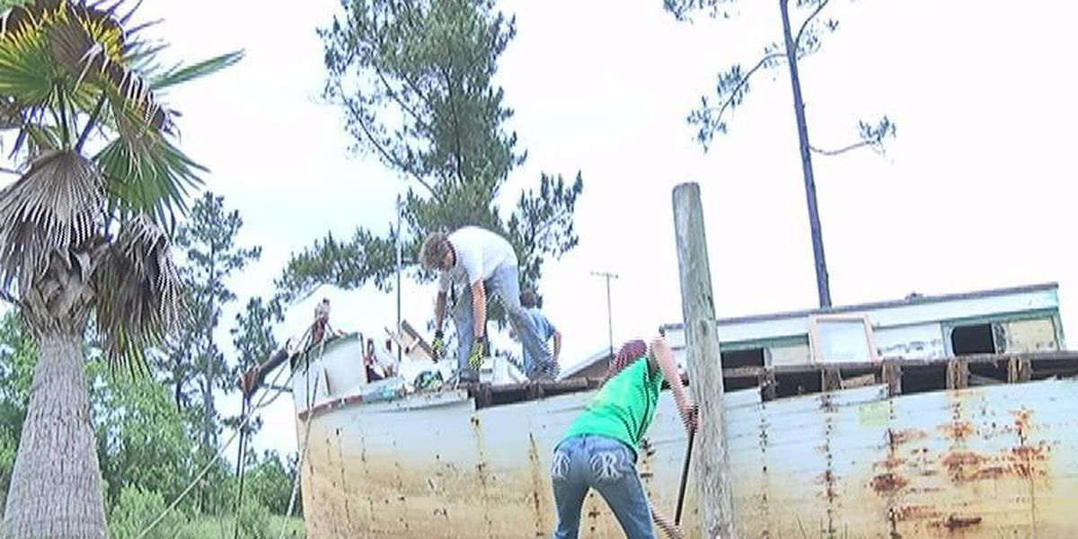 Action Report: What is being done in the derelict boat cleanup in the Bay