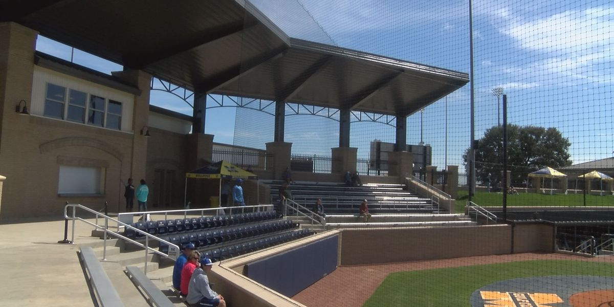 The new baseball stadium in Perkinston is just one of many new upgrades at MGCCC
